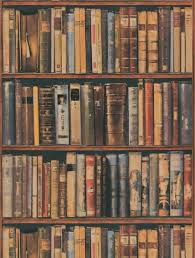 book wallpaper from sherwin williams bookish theme pinterest