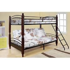 full wood u0026 metal convertible futon bunk bed futon beds sale