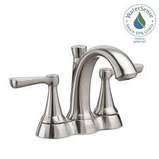 Centerset Faucet Definition by American Standard Kempton 4 In Centerset 2 Handle Bathroom Faucet
