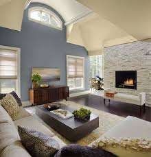gray living room vaulted ceiling centerfieldbar com