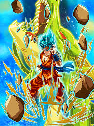 challenger god super saiyan god ss goku dragon ball
