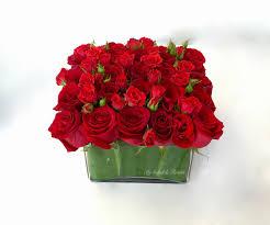 boxed roses boxed glendale florist in glendale ca glendale florist