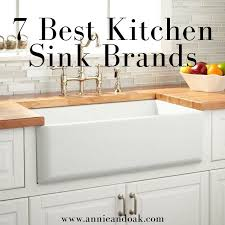 best german kitchen cabinet brands 7 best sink brands you don t want to miss kitchen