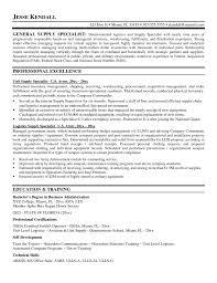 Sample Benefits Specialist Resume Procurement Resume Samples Resume Format 2017 Claims Manager