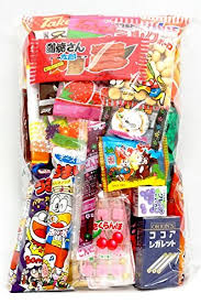 Where To Find Japanese Candy Amazon Com Assorted Japanese Junk Food Snack