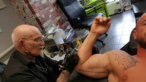 tattoo time father and son rhys jones and bryn jones youtube