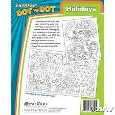 extreme dot to dot holidays