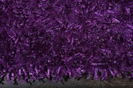 rugsville designer silky shaggy purple rug 5 u0027 x 7 u0027 rugsville