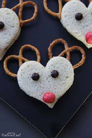 rudolph the red nosed reindeer sandwiches tgif this grandma is fun