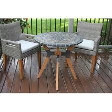 3 piece reina patio bistro set u0026 reviews joss u0026 main