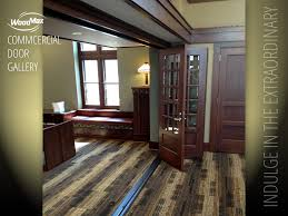 Red Oak Interior Door by Custom Door Portfolio Galleries Woodmax Custom Doors