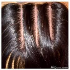 top closure 8a top 3 way part silk base closure 4 x4 hair