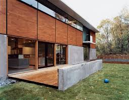 Styles Make Your Home Safe With Great Cinder Block Homes Design - Precast concrete home designs