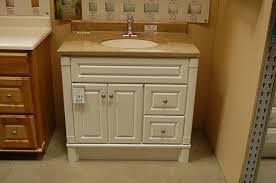 Lowes 36 Inch Bathroom Vanity by Lowes Bathroom Vanity Cabinets Together With Helpful Imagery As
