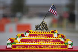 dvids images marines with soi east celebrate the 240th marine