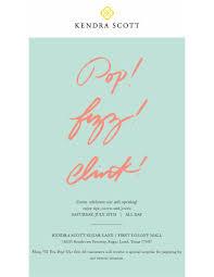 Shop Opening Invitation Card Kendra Scott Opening Of Sugar Land Store Houston Family Magazine