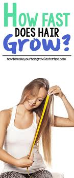 how long does your hair have to be for a comb over fade hairstyle how fast does hair grow how to make your hair grow faster tips