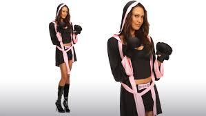 boxer costume boxer girl costume idea