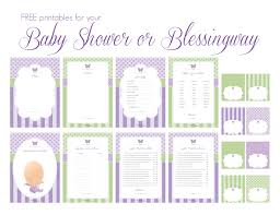 the complete blessingway round up with lots of free printables
