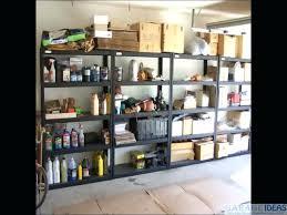 garage storage ideasdiy overhead ideas cheap organization