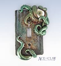 custom light switch covers custom ace of clay light switch plates custom sculptures wedding