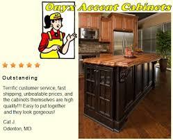 onyx accent kitchen cabinet depot