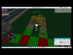 theme park tycoon 2 p1 christmas theme youtube
