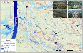 Louisiana Flood Maps by Stories Of Yellow River In China
