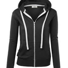 zip up sweater ll womens premium active zip up from amazon torso