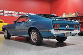 Mustang Mach One Choose One Mustang 1969 Mach 1 Versus 1970 Boss 302