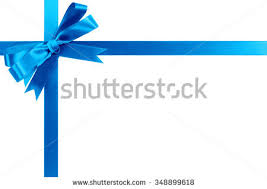 blue bows blue bow isolated stock images royalty free images vectors