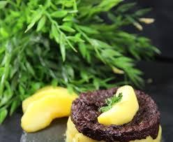 comment cuisiner du boudin noir boudin noir poêlé aux pommes recette de boudin noir poêlé aux