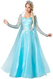 rental frozen snow princess elsa costume costume castle