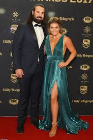 femail looks at the of brownlow and dally m daily mail