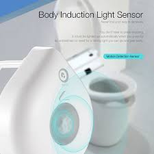digoo dg tl250 intelligent 8 color body sensor motion detection