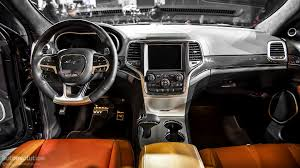 srt jeep 2016 interior 2013 naias jeep grand cherokee srt8 live photos autoevolution