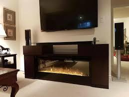 dimplex concord media console fireplace