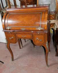 bureau louis xv louis xv roll top desk bureau table
