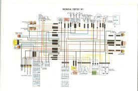 honda cb750 wiring diagram chopper wiring diagram 1976 honda cb750