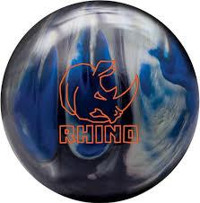 brunswick rhino black blue silver pearl bowling balls free shipping