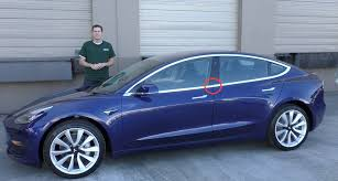 tesla model 3 this really bugs me