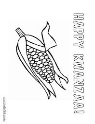 kinara coloring page holiday coloring pages christmas hanukkah and