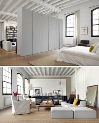 loft space dividing wardrobe wall home other pinterest