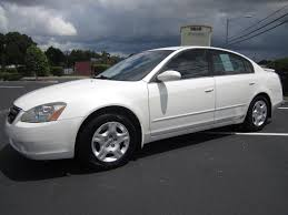 Nissan Altima White - sold 2003 nissan altima 2 5 s meticulous motors inc florida for