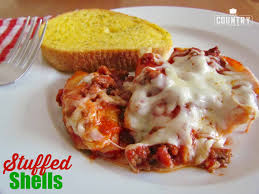 stuffed shells the country cook