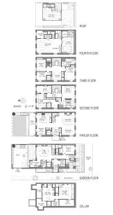 89 best town house floor plans images on pinterest architecture