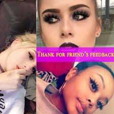 How Long Can You Wear False Eyelashes Aliexpress Com Buy 5 Pairs Soft Women Lady Makeup Thick False
