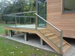 Glass Stair Banisters Glass Balustrades