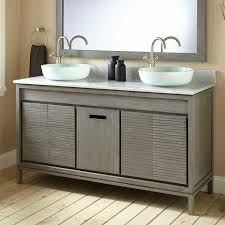 Bathroom Vanity Grey by 60