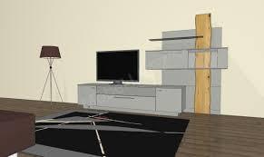 Wohnzimmer Beleuchtung Kaufen Lucca Von Gwinner Wohnwand Lc4 Inklusive Beleuchtung Wohnzimmer